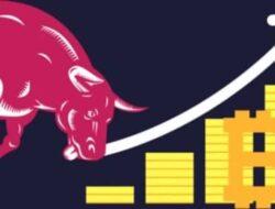 Tembus US$10 Ribu Pagi Ini, Bitcoin Siap Untuk Bullrun