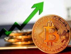 Pertama Kali Nya Di 2020 Bitcoin Tembus Rp140 Juta!