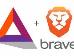 Cara mendpatkan Token Bat secara gratis Menggunakan Browser BRAVE