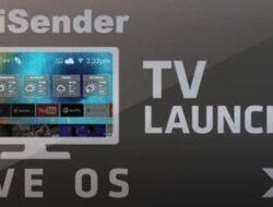 Kumpulan Launcher Digisender Terkeren Untuk TV Box Android