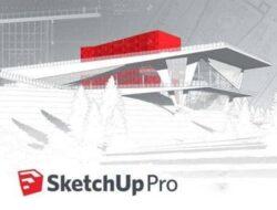 SketchUp Pro 2020 Versi 20.0.373.0 Terbaru