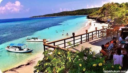 pantai bira 10 Destinasi Wisata Pantai TerHits di Pulau Sulawesi