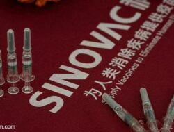 Brazil Sempat Tangguhkan Uji Klinis Vaksin CoronaVac Dari China. Ada Apa?