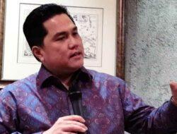 Menteri BUMN Optimis Indonesia Akan Jadi Lumbung Pangan Dunia
