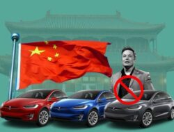 Dianggap Memata-matai Tesla Dilarang di China