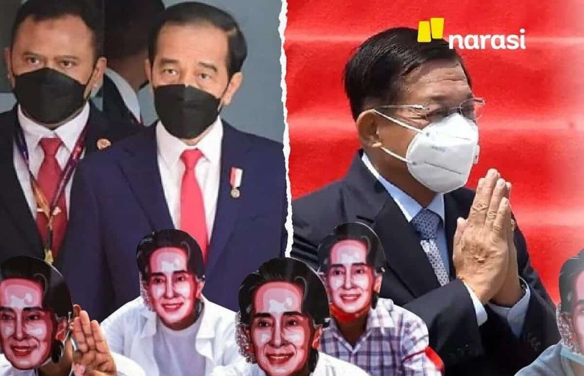 Konsensus Jakarta Resep ASEAN Kendalikan Krisis Myanmar Konsensus Jakarta: Resep ASEAN Kendalikan Krisis Myanmar