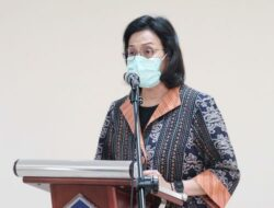 Menteri Keuangan,Realisasi Program PEN Hingga 21 Mei Capai 26,3 Persen