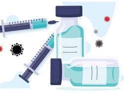 Hulu Hilir Vaksinasi Covid-19 di Indonesia