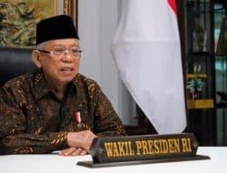 Ma'ruf Amin Luncurkan Rencana Aksi Nasional Pencegahan Berbasis Kekerasan