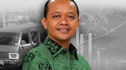 Bahlil Lahadalia Menteri Investasi Kisah Bahlil Lahadalia, Mantan Sopir Angkot yang Jadi Menteri Investasi