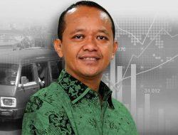 Kisah Bahlil Lahadalia, Mantan Sopir Angkot yang Jadi Menteri Investasi