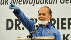 Wakil Ketua MPR Syarief Hasan Wakil Ketua MPR: Desak Pemerintah Larang Masuk WNA Di Masa Pandemi Covid-19