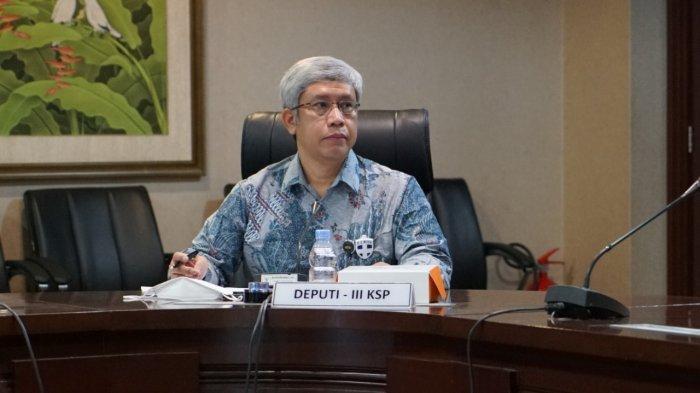 deputi iii kepala staf presiden panutan s sulendrakusuma Pemerintah Monitor Ketersediaan Pangan Jelang Idul Adha