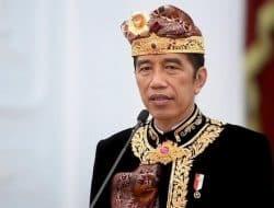 Mayoritas Masyarakat Tolak 3 Periode Jokowi Presiden