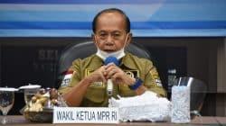 wakil ketua mpr ri syarief hasan foto humas mpr 50 Syarif Hasan: Indonesia Harus Belajar Kesuksesan Amerika
