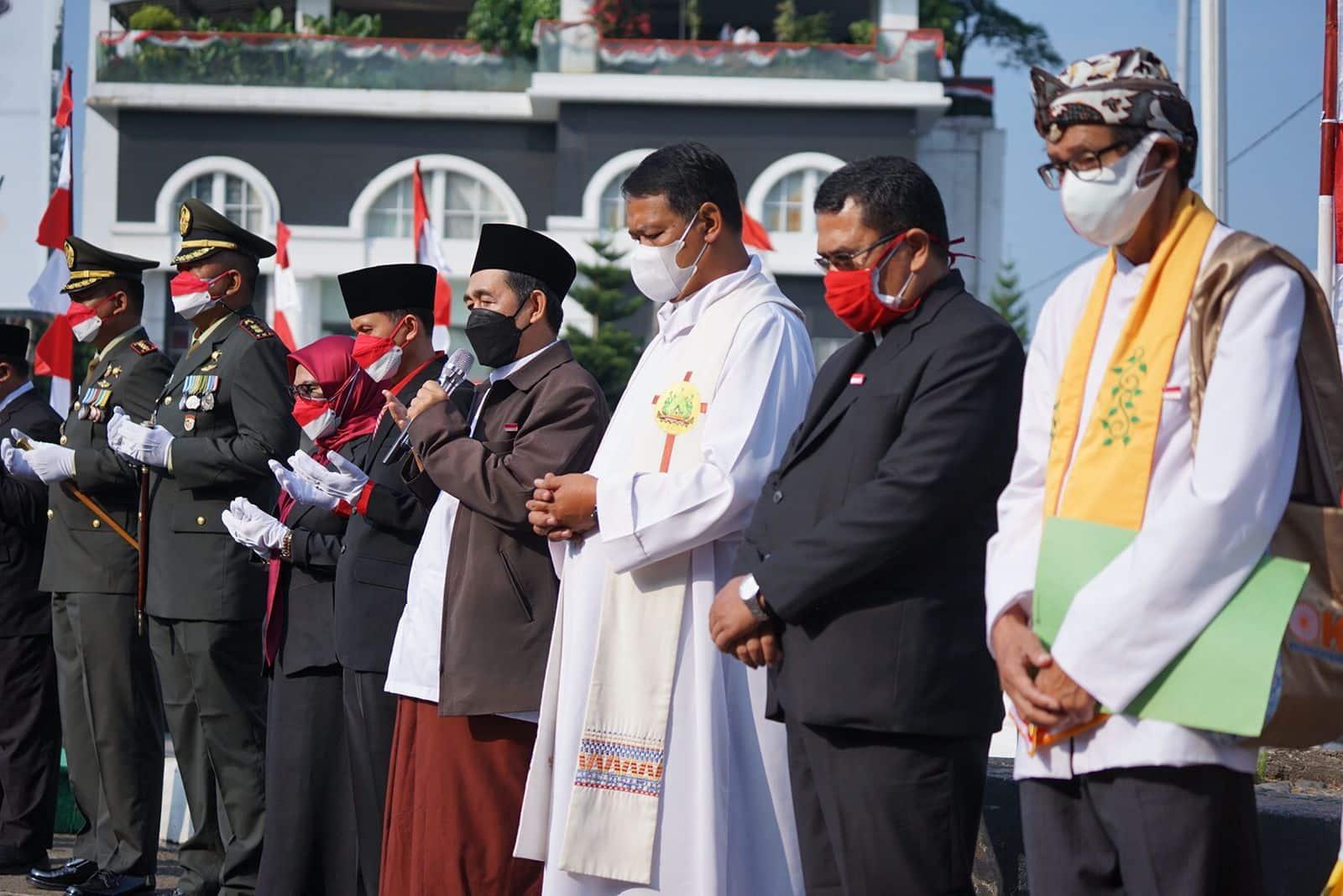 9e13ec20 18c2 4e38 a929 3ef257ef2447 Doa Bersama Lintas Agama di Kota Bogor Peringati Kemerdekaan RI ke-76