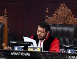 MK Nyatakan Proses Alih Pegawai KPK Lewat Tes TWK Tidak Bertentangan UUD 1945