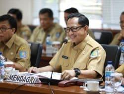 Komisi II Setujui Anggaran Kemendagri Tahun 2022 Rp 3,03 Triliun
