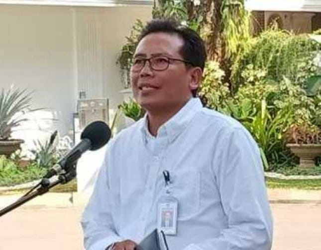 26565 Presiden Hormati Putusan MA dan MK Soal TWK Pegawai KPK
