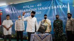 WhatsApp Image 2021 09 10 at 13.09.47 Buka MTQ ke-40 Tingkat Kecamatan Tanah Sareal, Bima Arya Ajak Bermuhasabah
