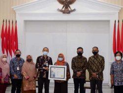 Pemkot Bogor Raih Penghargaan Peringkat III BKN Award 2021