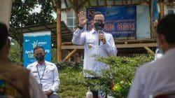 Kampung Besek Bojongkerta Dideklarasikan untuk Gairahkan Pola Hidup Bersih Sehat
